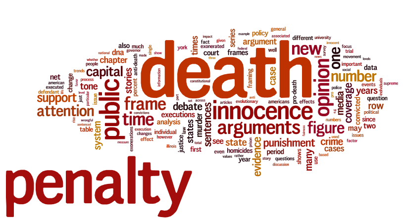 Support the death penalty | TellTrail.com